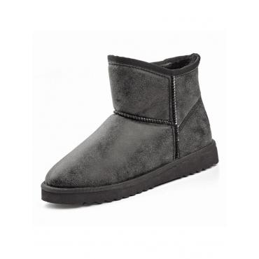 Uma Vintage Boots Esprit Schwarz