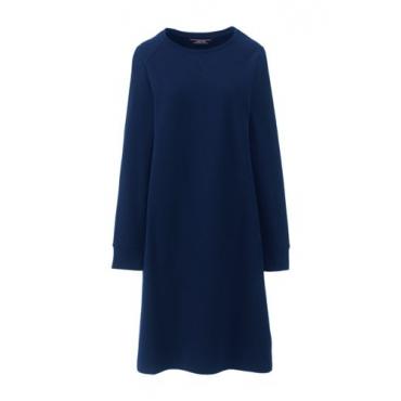Sweatshirt-Kleid  in großen Größen
