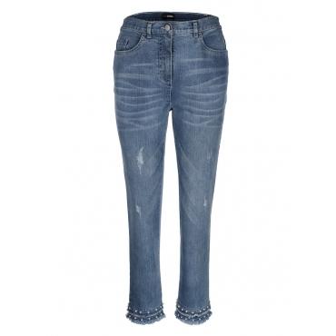 7/8 Jeans MIAMODA Hellblau