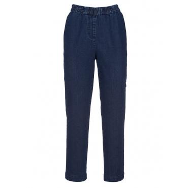 Capri-Jeans MIAMODA dark blue