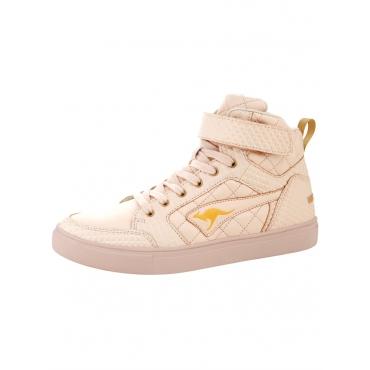 High-Sneaker KangaROOS rosè