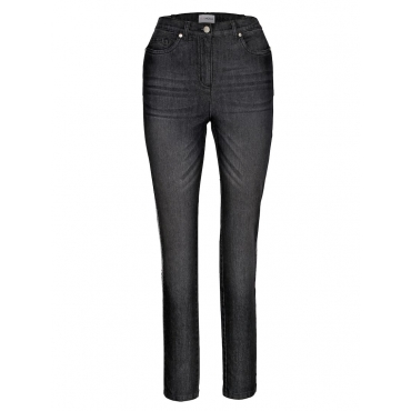 Jeans MIAMODA black denim