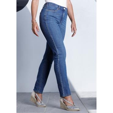 Jeans MIAMODA Blau
