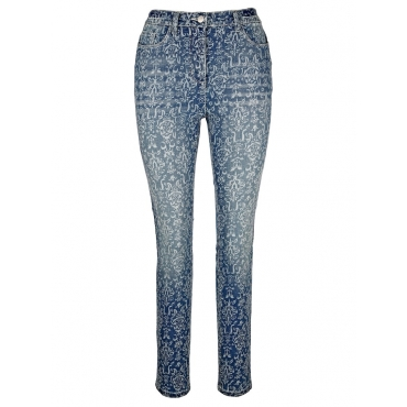 Jeans MIAMODA blue stone