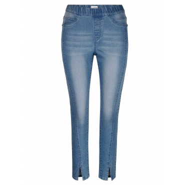 Jeggings MIAMODA Dunkelblau