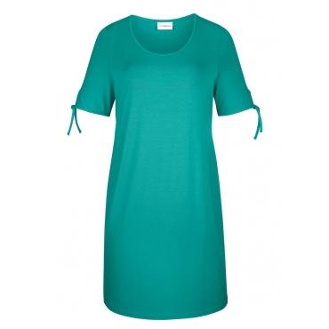 Jerseykleid MIAMODA Smaragd