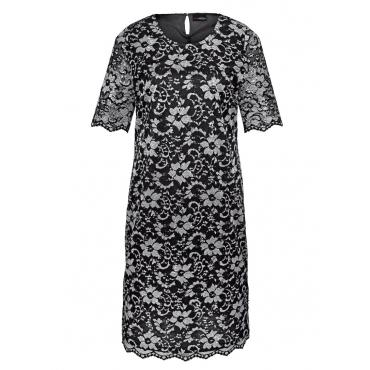 Kleid MIAMODA silberfarben