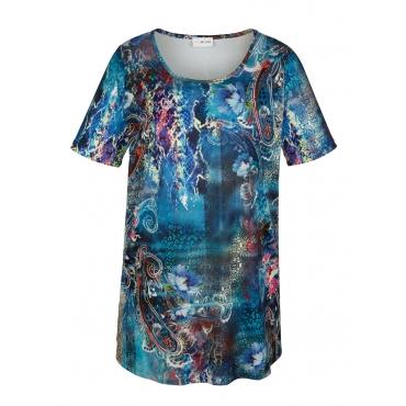 Longshirt MIAMODA Multicolor
