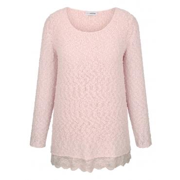 Pullover MIAMODA rose