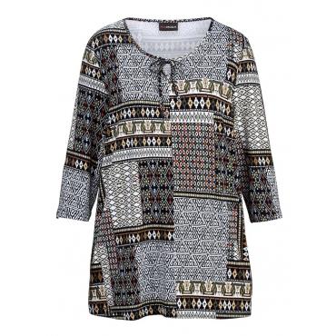 Shirt MIAMODA Braun