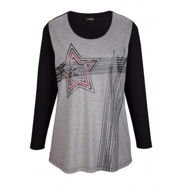 Shirt MIAMODA Grau