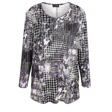 Shirt MIAMODA Lila