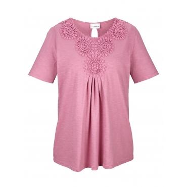 Shirt MIAMODA Marineblau