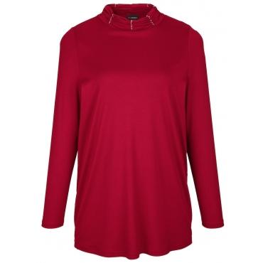 Shirt MIAMODA Rot
