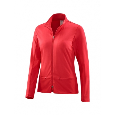 Sportjacke PINELLA JOY sportswear red currant