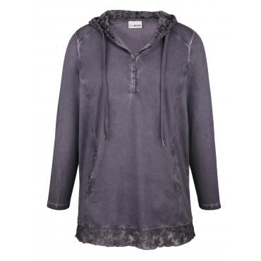Sweatshirt MIAMODA Altrosa