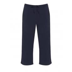 7/8-Crinkle-Hose aus Baumwolle