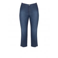7/8-Jeans mit Gummibund