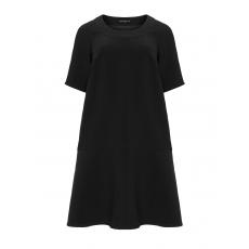 A-Linien-Kleid Kristine aus Webstoff