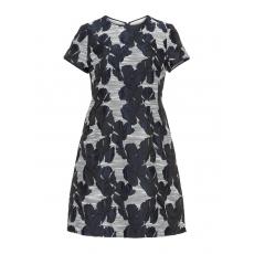 Allover-Print-Kleid
