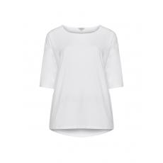 Basic-Shirt aus Baumwoll-Jersey