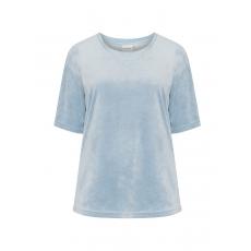 Basicshirt aus Nicki
