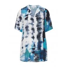 Batik-Blusenshirt