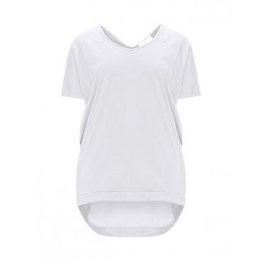 Baumwolljersey-Shirt
