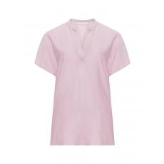 Blusenshirt aus Webstoff