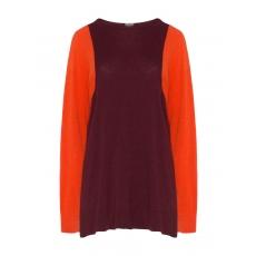Colour-Blocking-Pullover