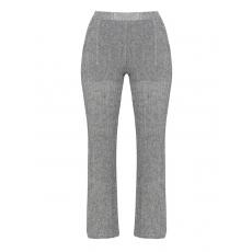 Hose aus Leinenmix im Knitter-Look