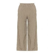 Hose aus strukturiertem Baumwollmix