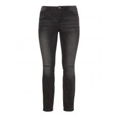 Jeans mit Washed-out-Effekten