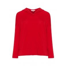 Kapuzen-Pullover mit Kängurutasche