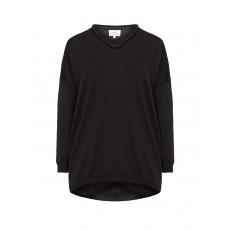 Kaschmir-Baumwoll-Pullover