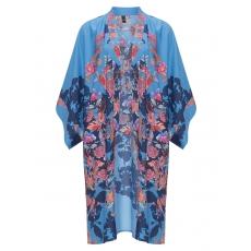 Kimono mit Paisley Allover-Print