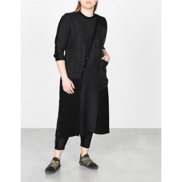 Kleid aus Seiden-Jersey-Mix