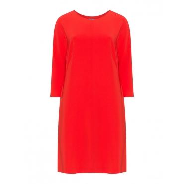 Kleid mit Teilungsnaht