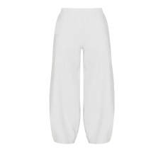 Knöchellange Hose aus Sweatshirtstoff