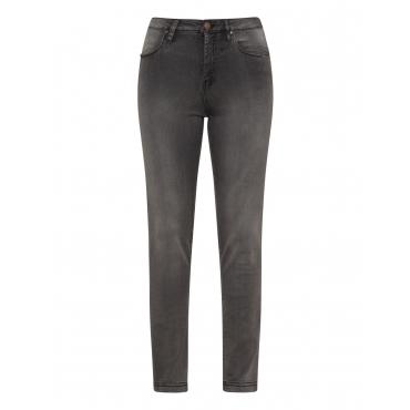 Knöchellange Slim Fit Jeans Emily
