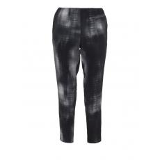 Leichte Hose mit Allover-Print