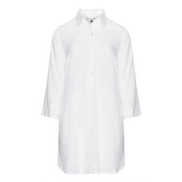 Nachthemd mit Hemdkragen