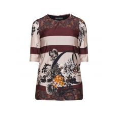 Shape-Collection-Shirt mit Allover-Print