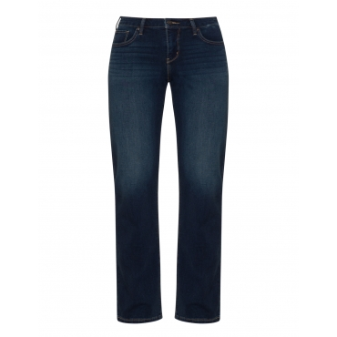 Shaping-Jeans mit Waschung