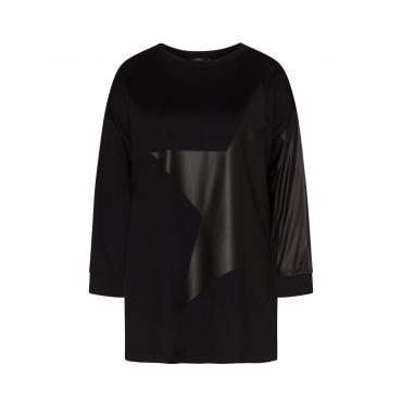 Shirt mit Stern-Druck