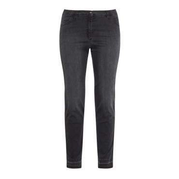 Skinny Fit Jeans Betty mit Gummibund