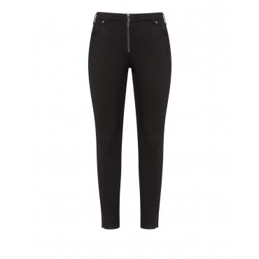 Slim Fit Jeans Amy mit Reißverschluss