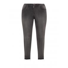 Slim Fit Jeans im Used-Look