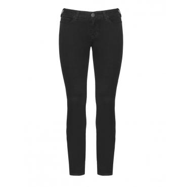 Slim Fit Jeans Karen black rinse