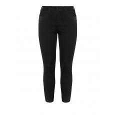 Slim Fit Jeans mit Applikationen